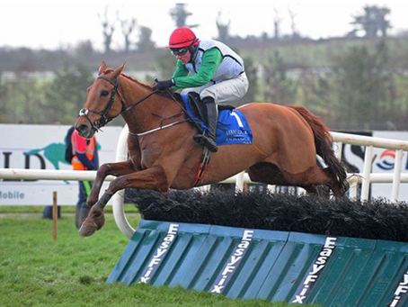 Heather Rocco gallops home strongly