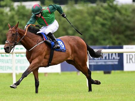 De Bromhead off the mark for Irish flat season