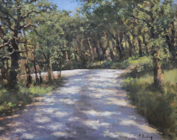 Road to La Ferriere