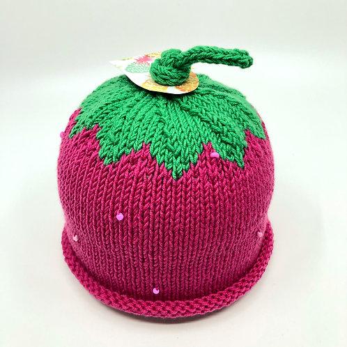 Pink Raspberry Hat