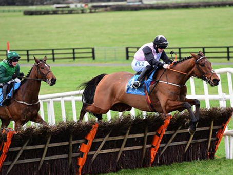Olinger takes Grade 1 Lawlor's Of Naas in style