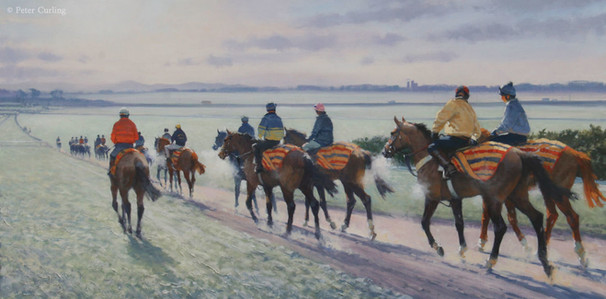 Early Morning, The Curragh