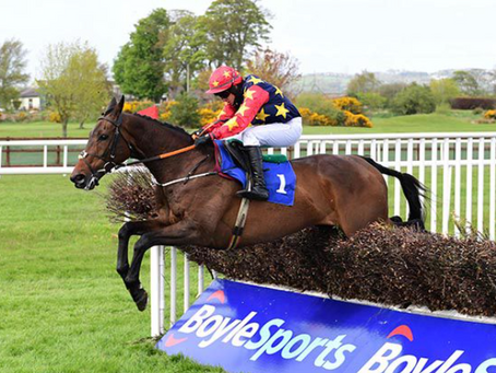 Benruben wins for de Bromhead and Robinson