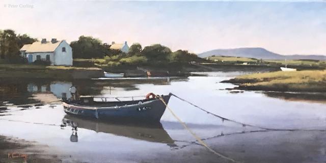 Lobster Boat, Heir Island