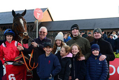 Le Musigny at Punchestown