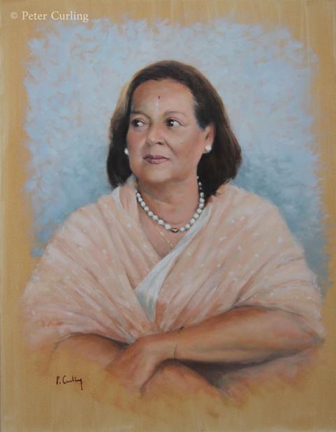 Portrait of Deepa