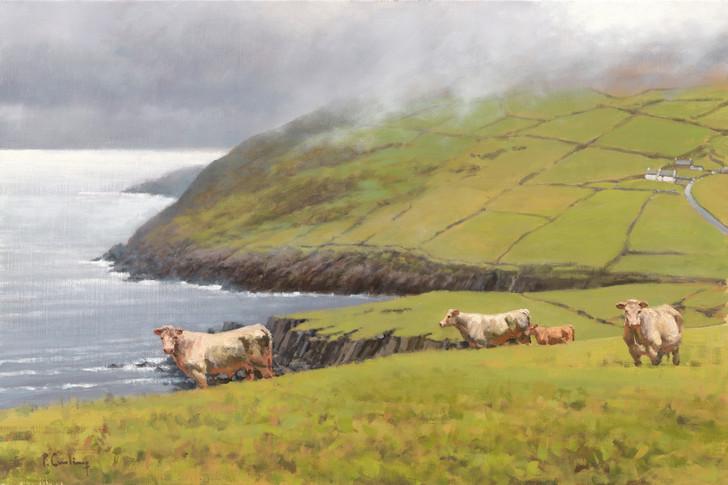 Towards Dursey Island, West Cork