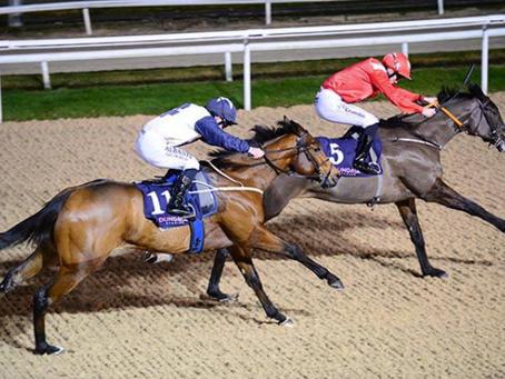 Recently-married Lee wins on racing return