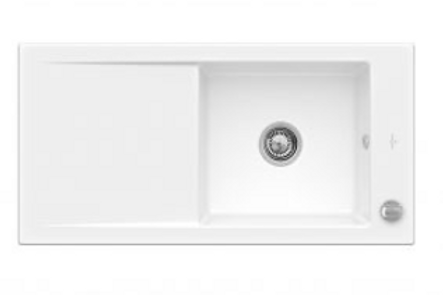 SC 005 Timeline 60 Single Bowl Reversible Topmount Sink