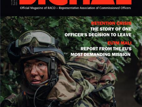 Signal Magazine- Mark Prendergast I