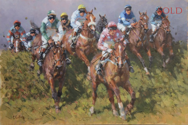 Action at Aintree