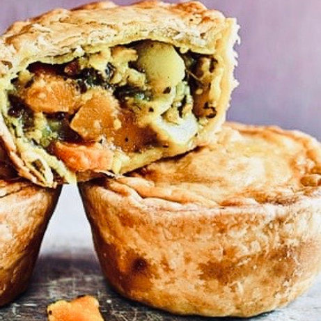 ROOT VEGETABLE PIE FOR 1 PERSON