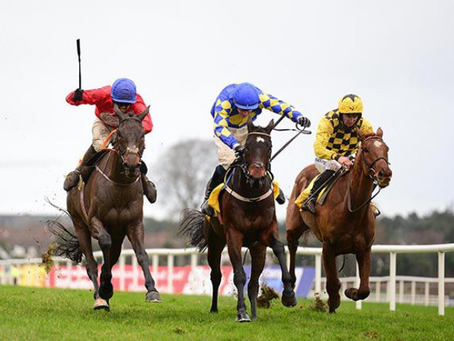 O'Keeffe in Grade One breakthrough on A Plus Tard
