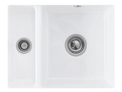 SC 010 60XU 1.5 Bowl Undermount Sink