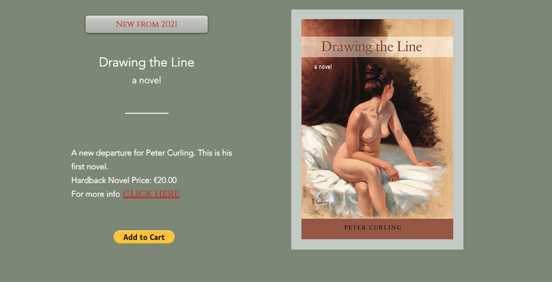 First Novel, Drawing the Line