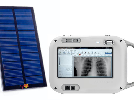 Ignite Power launches world's first designed-for-solar medical system
