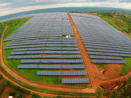 Bold vision and solar power - equal water