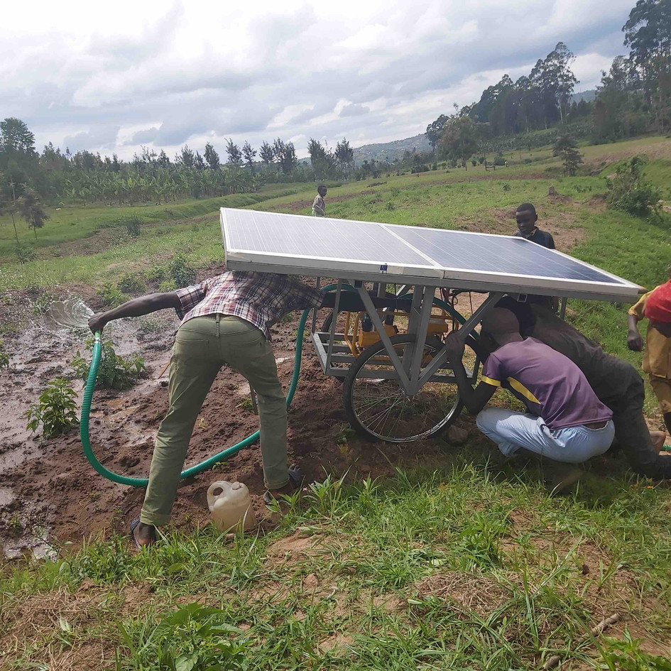 Solar-Based Agriculture