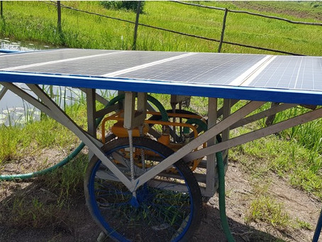 African Agricultural Sector Is Sunnier Because Of Solar-Powered Pumps