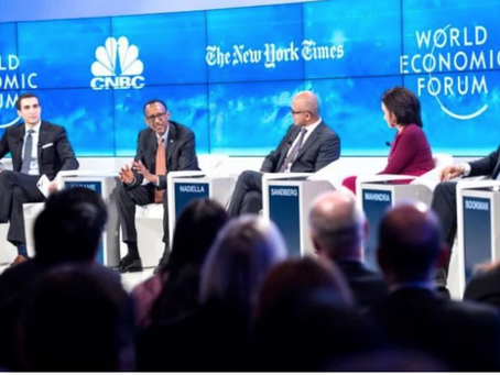 Davos 2016 - Rwanda keen on producing technology, says President Kagame