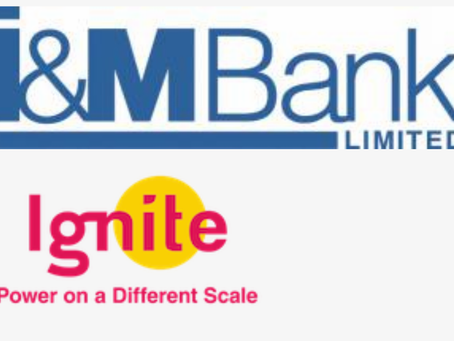 Ignite Power secures additional financing from I&M Bank to expand offering