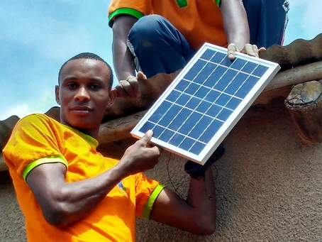 Largest Solar Home System Deployment in Africa – Now connecting 1,500 homes a day