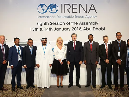 IRENA & Abu Dhabi Fund for Development (ADFD) awards Ignite with a $15m financing facility