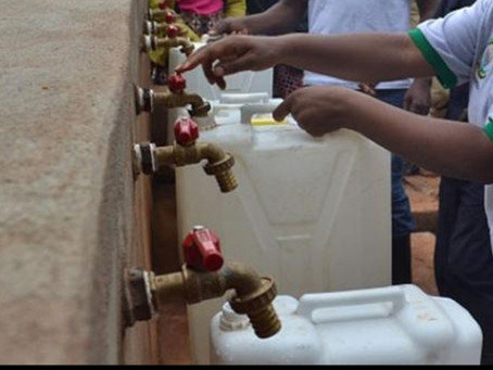"""""""The water sector and win-win opportunities therein"""""""