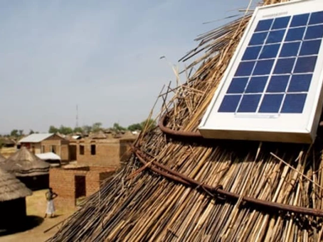 """""""Could COVID-19 help Africa shift to solar energy?"""""""