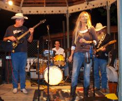 Gæsteoptræden i Texas