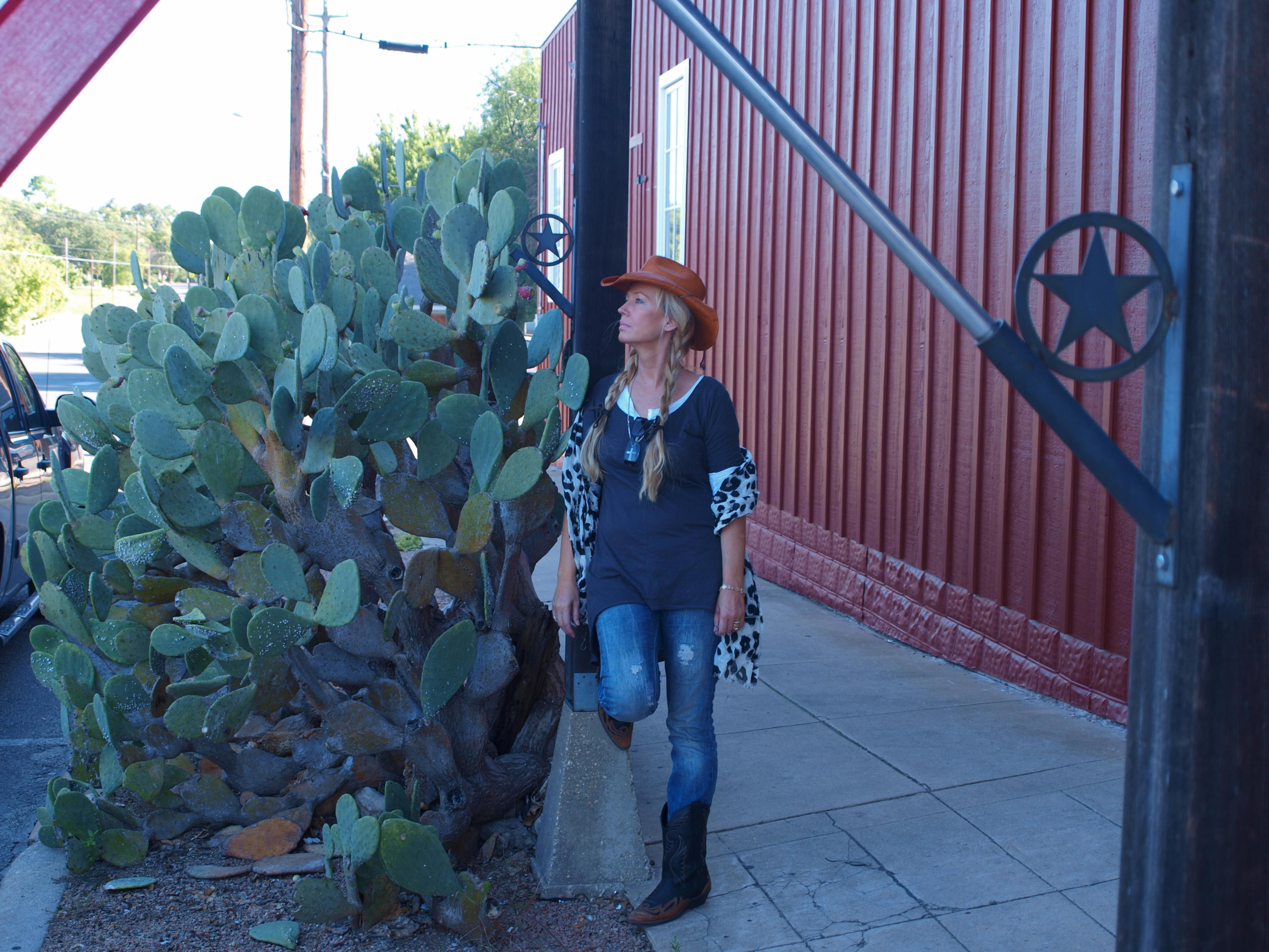 Cowgirl, Texas