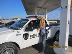 The Sherif, Bandara, Texas