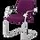 Thumbnail: Chaise ROMEO à partir de