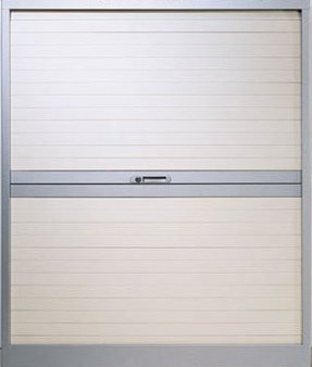 Armoire à rideaux H100x100x45cm