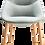 Thumbnail: Chaise BOW B à partir de