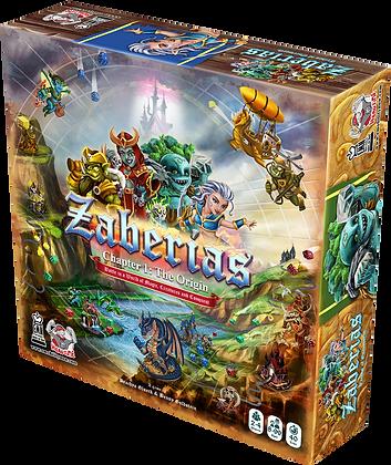 ZABERIAS The Origin (SMRP $50)