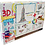 Thumbnail: Full set 3D Coloring Art Puzzle with Markers (SMRP $22)