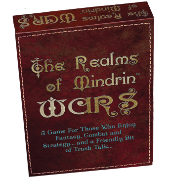 The Realms of Mindrin Wars (SMRP $35)