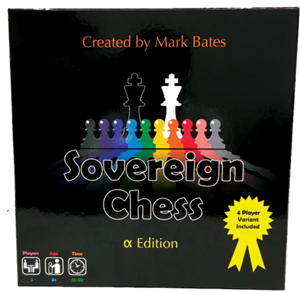 Sovereign Chess (SMRP $60)