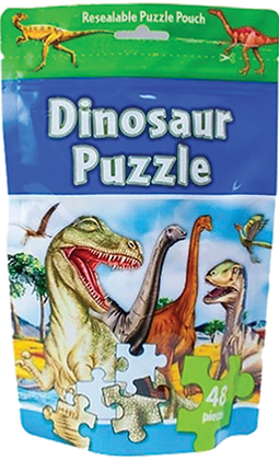Puzzle Pack: Unicorn/Dinosaur (SMRP $6)