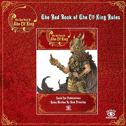 Red Book of the Elf King (MSRP $25 each)