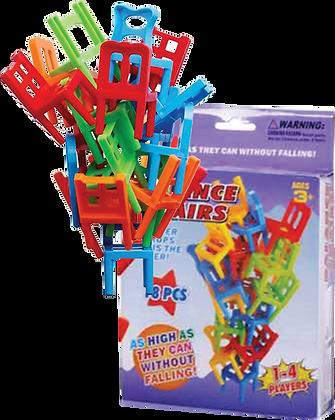Balance Chairs (MSRP $6)