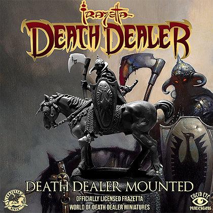 Death Dealer Mounted (SMRP $22)