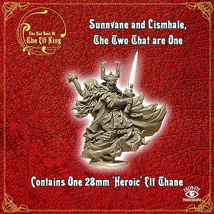 Sunnvane and Lismhale, The Two That are One (MSRP $9.5)