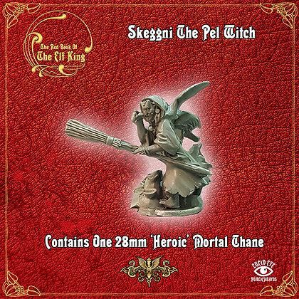 Skeggni The Pel Witch (MSRP $9.5)