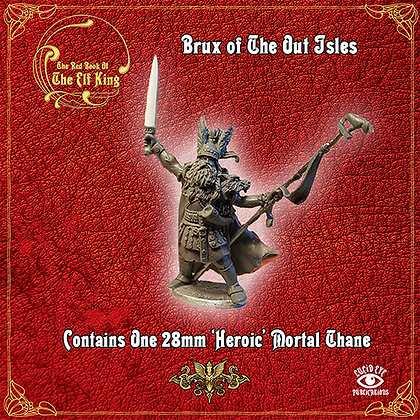 Brux of The Out Isles (MSRP $9.5)