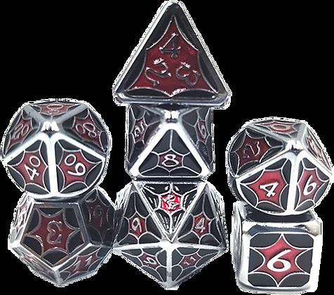 Style: Knights, Metal RPG Dice (MSRP $45)