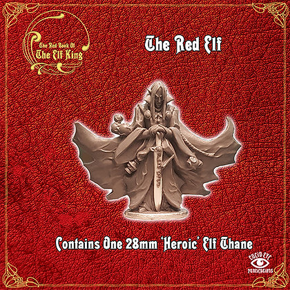 The Red Elf (MSRP $9.5)