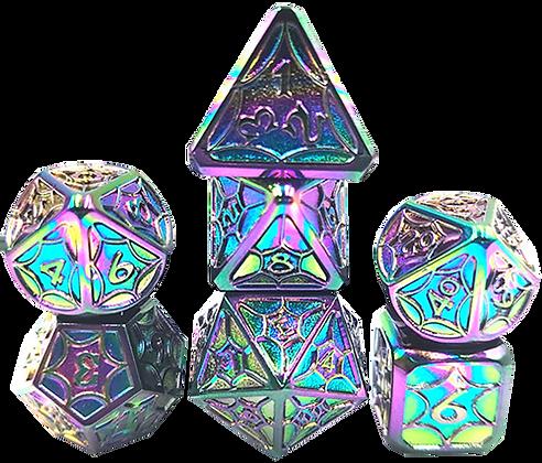 Style: Emerald, Metal RPG Dice (MSRP $45)