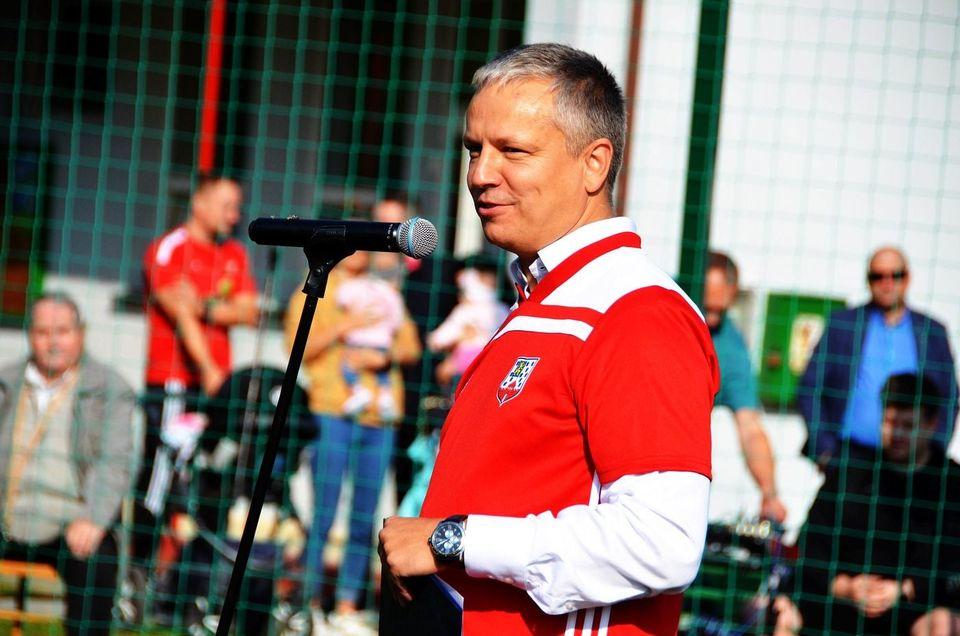 Burmistrz Robert Czapla